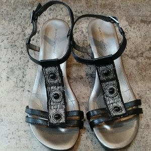 Fun Comfy Strappy sandals